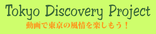 Tokyo Discovery Project